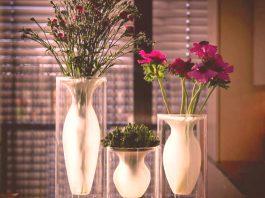 Vaso da fiori fluttuante - Idea regalo casa