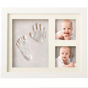 Consigli regali per neonati - Kit per impronte