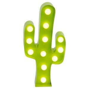 Lampada cactus