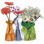 Vaso per fiori modellabile