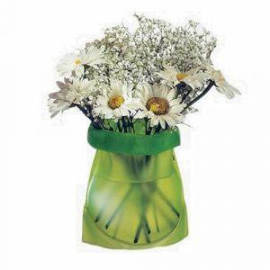 Vaso per fiori modellabile - Regalo per la casa