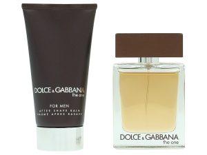 Cofanetti regalo profumi uomo - Dolce & Gabbana