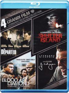 Leonardo Di Caprio movie collection