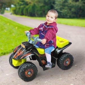 Consiglio regalo bambino 10 anni - Quad elettrico per bambini