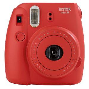 Fujifilm Instax Mini - Lampone