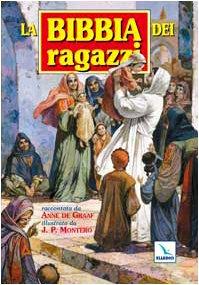 Regalo comunione maschio - La Bibbia dei ragazzi