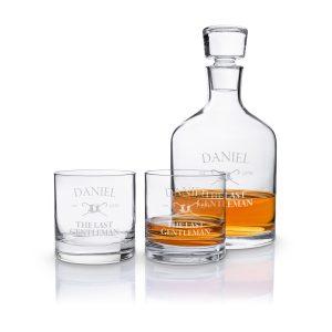 Set da whisky personalizzato